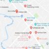 Nagomi Japanese cafe 2019 その5 グーグルマップに登録したい